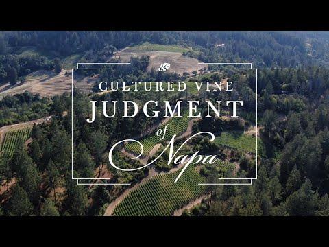 Cultured Vine's Judgment of Napa Event