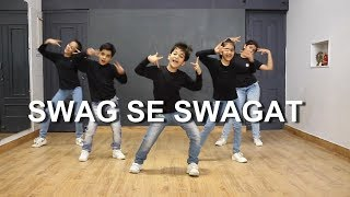 Song- Swag Se Swagat | Outstanding Performance By Kids | Tiger Zinda hai