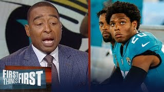 Cris Carter on Jalen Ramsey's latest comments about Gronk   NFL   FIRST THINGS FIRST