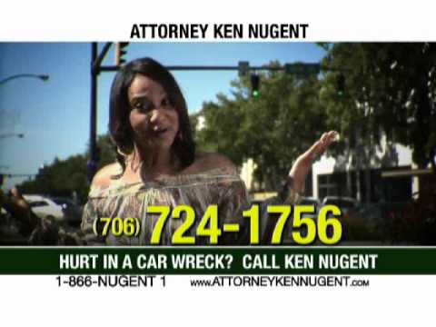 http://attorneykennugent.com/ Augusta Auto Accident Attorneys (706) 724-1756. The Law Firm of Ken Nugent provides excellent legal representation for your Automobile Accident in Augusta, GA. 1-888-579-1790. ONE CALL THAT'S ALL!  Contact us:  Kenneth...