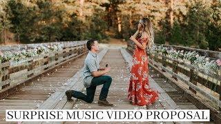 EPIC SURPRISE PROPOSAL Music Video! | Lauren LeBouef