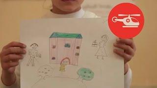 Syrian children draw their dream | Emergencies ...