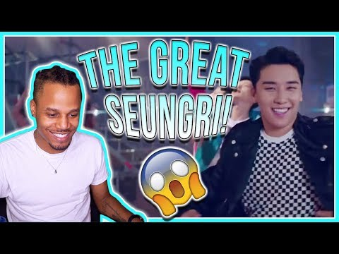 SEUNGRI - '셋 셀테니 (1, 2, 3!)' M/V | Reaction! | Magical Maknae King!