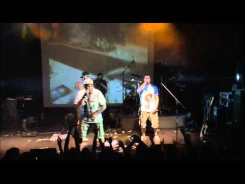 Noize MC - Гимн Понаехавших Провинциалов (live)