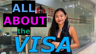 ALL ABOUT The VISA  (in the PHILIPPINES)