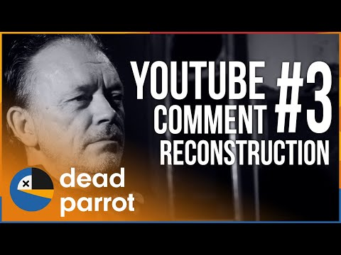 The Newest Youtube Comment Reconstruction Is The B