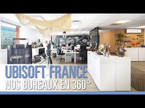 Ubisoft 360° : Vivez l'expérience de l'intérieur ! - YouTube