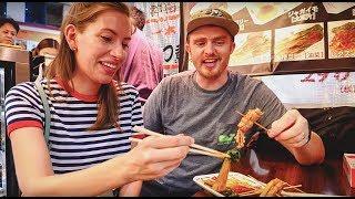 Japanese Street Food Tour of Ameyoko Market (アメ横)   Tokyo, Japan