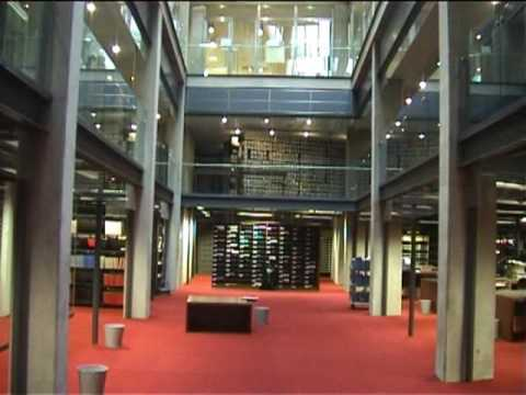 Ussher Library, Trinity College Dublin, Ireland