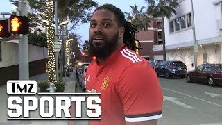 Cameron Jordan on Kaepernick: 'There's Less Talented QBs Playing' | TMZ Sports