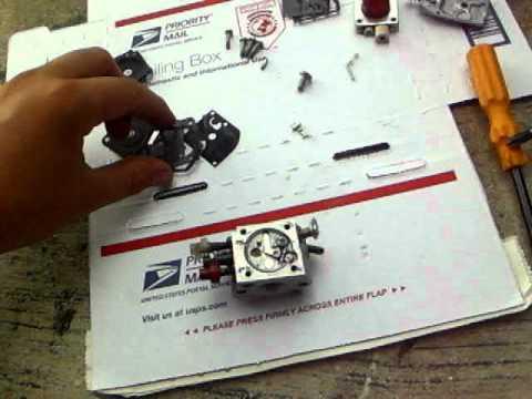 Stihl ms170 chainsaw repair Manual
