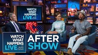 After Show: D.L. Hughley On Roseanne Barr's Firing   RHOP   WWHL
