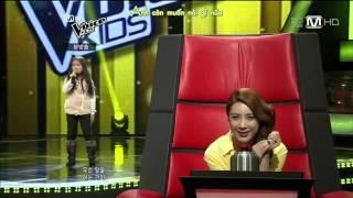 Unreasonable Reason_Hwa Joo (the voice kids Korea)