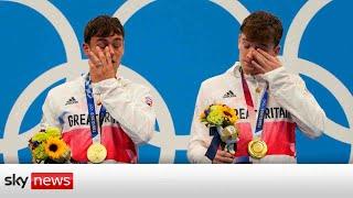 Tokyo Olympics: Parents of Matty Lee 'ecstatically proud'