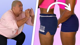 We Tried 100 Squats A Day For 30 Days