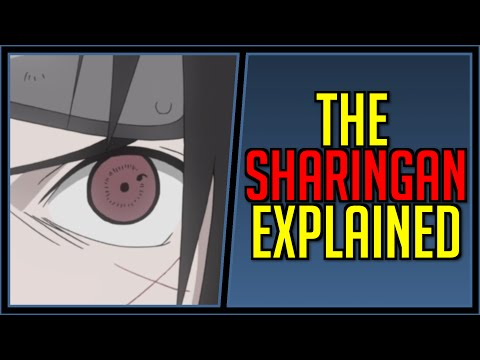 Explaining the Sharingan