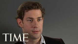 TIME Magazine Interviews: John Krasinski