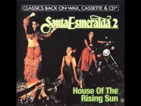 Santa Esmeralda Ii The House Of The Rising Sun Top 40