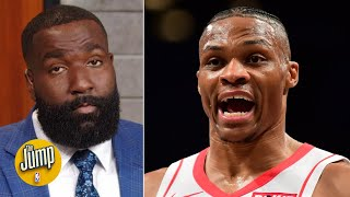 I'm starting to think the Rockets are Russell Westbrook's team - Kendrick Perkins | The Jump