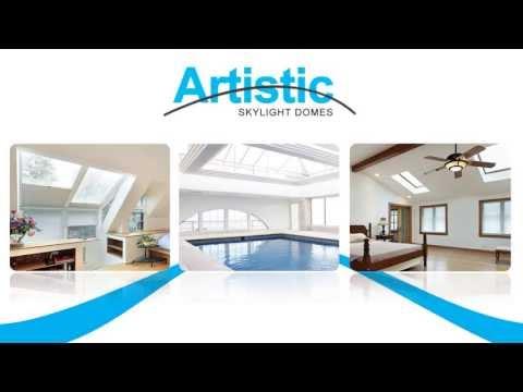 artistic skylight, Artistic skylights, Skylight Manufacturer, skylight company, skylight canada,