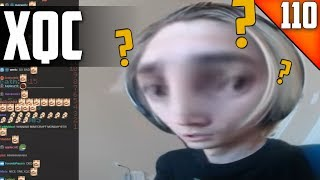 XQC DID NOT KNOW - xQc Stream Highlights #110