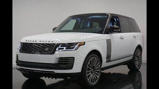 2018 Range Rover Autobiography - Walkaround in 4k