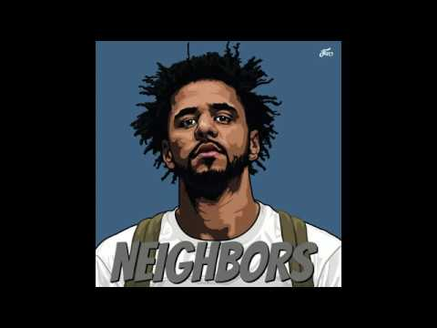J Cole - Neighbors [LYRICS HQ][Explicit]