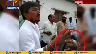 Telangana: Contestant distributes money to voters, caught ..