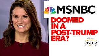 Krystal Ball: How DOOMED Is MSNBC In The Biden Era?