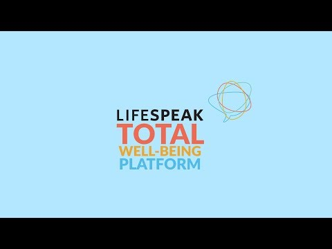 VIDEO: Highlights from the LifeSpeak Total Well-Being Platform