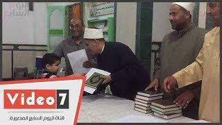 رئيس منطقة شمال سيناء الأزهرية يكرم 100 حافظ للقرآن الكريم بالعريش ...