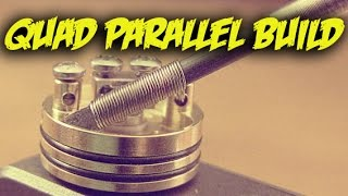 4 Strand Parallel Coil Build