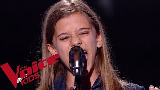 Metallica - Enter sandman | Gaétan | The Voice Kids France 2018 | Blind Audition