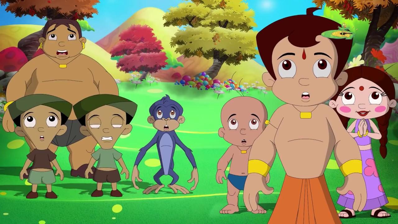 Kids Cartoons: New Chota bheem cartoon HD wallpapers