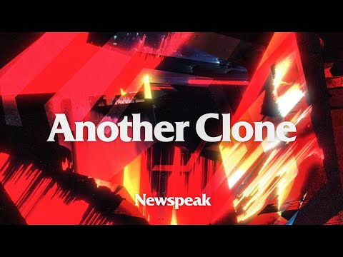 Newspeak - Another Clone (Official Lyric Video)