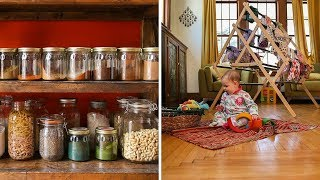 🌿 ZERO WASTE What We Eat in a Day! (Family of 5!) 🥣