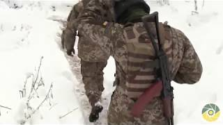 Обстріли біля Золотого на Луганщині