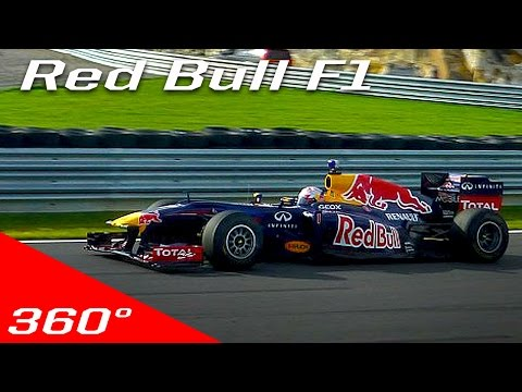 Red Bull F1 360° Experience