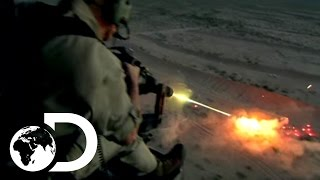 Repeat youtube video Terminator Weaponry - Future Weapons