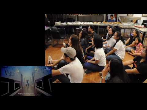 [161029] Lose Control Reaction Video @ Mystic Masquerade Party