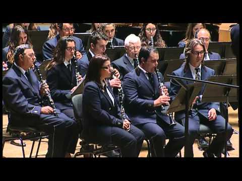 Unión Musical Casinense de Casinos. XXXVIII Certamen Provincial de Bandas de Valencia.