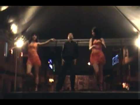 Baile porro medellin. coreografía de porro