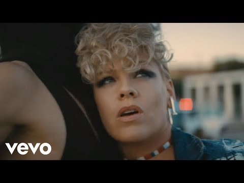 P!nk - What About Us (Official Video)