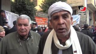 «أصحاب المعاشات»: موتونا زي خيل الحكومة.. مش عارفين نعيش     -