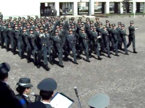 Giuramento 9 compagnia gdf coppito aq 07 aprile 2011 2011 04 09 by