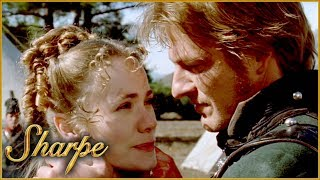 Sharpe Learns His Wife Is Still Alive | Sharpe