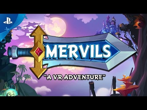 Mervils: A VR Adventure Trailer