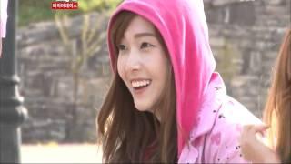 111009 SNSD GOOD MORNING_Running Man Ep65 소녀시대 少女時代