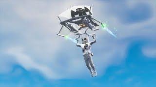 Marshmello Plays Fortnite in Marshmello Skin + Battle Royale Gameplay Highlights