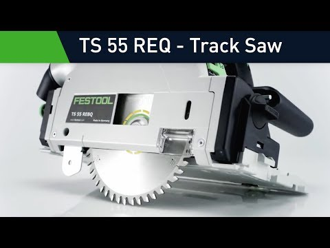 Festool TS55R Package Deal 2 guide rails, 2 connectors & guide rail bag + clamps 110v or 240v
